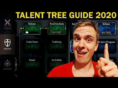 Best Talent Tree Guide In MK Mobile 2019. Best Talents To Get. Tips And Beginners Guide.