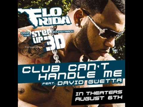 Flo Rida Feat. David Guetta - Club Can't Handle Me (Official Audio Video) Step Up 3D