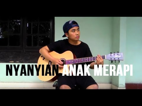 PSS Sleman - Nyanyian Anak Merapi Cover Acoustic Hey Pujangga