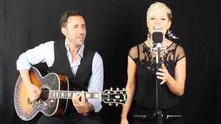 Download NSYC Acoustic Duo - Rolling in the deep by Adele cover MP3 song and Music Video