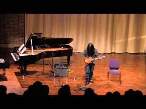 Paul Tiavongsuvan's Master Guitar Recital University of Southampton