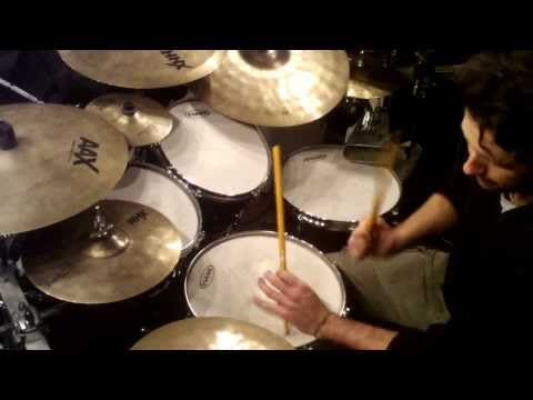 MIKE STERN - All You Need (Drum Cover by JVAN TAGLIABUE)
