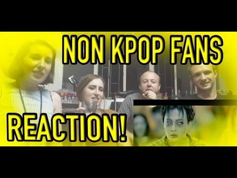 NON KPOP FANS REACT TO TWICE - OOH AHH MV
