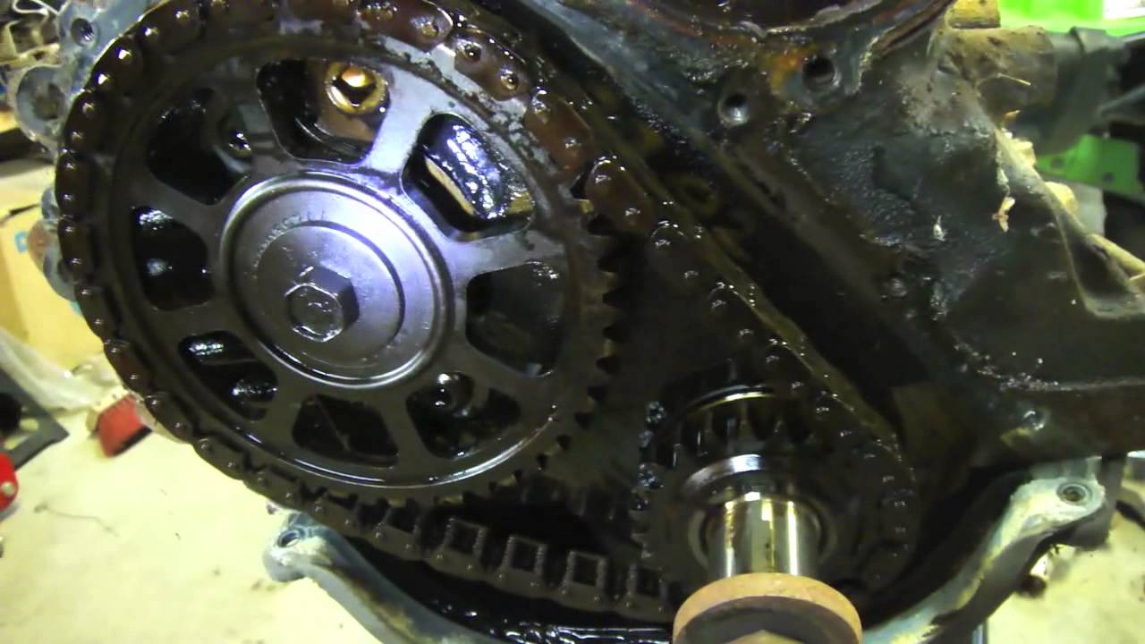 diy timing chain and gears removal youtube diagram of marks for 1997 jeep grand cherokee timing chain and gears [ 1280 x 720 Pixel ]