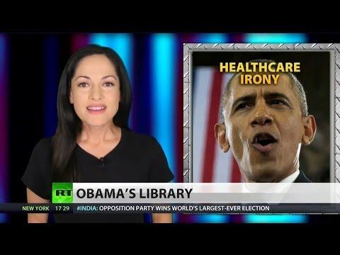University pursues Obama library over trauma care
