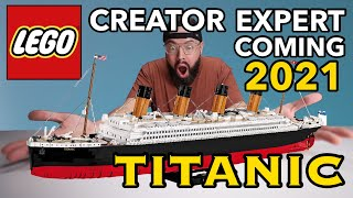 HUGE LEGO Creator Expert Titan…