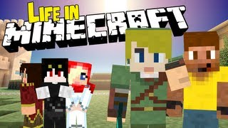Life in Minecraft (Roleplay) Episodes 2-14