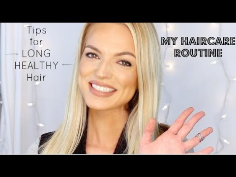 My Haircare Routine! Tips + Tricks for Long Hair!