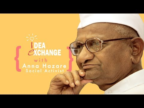 Anna Hazare on his 17-point charter and the way forward