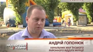 """""""Чрезвычайные новости"""" отрицают уход военных из городка Курахово"""