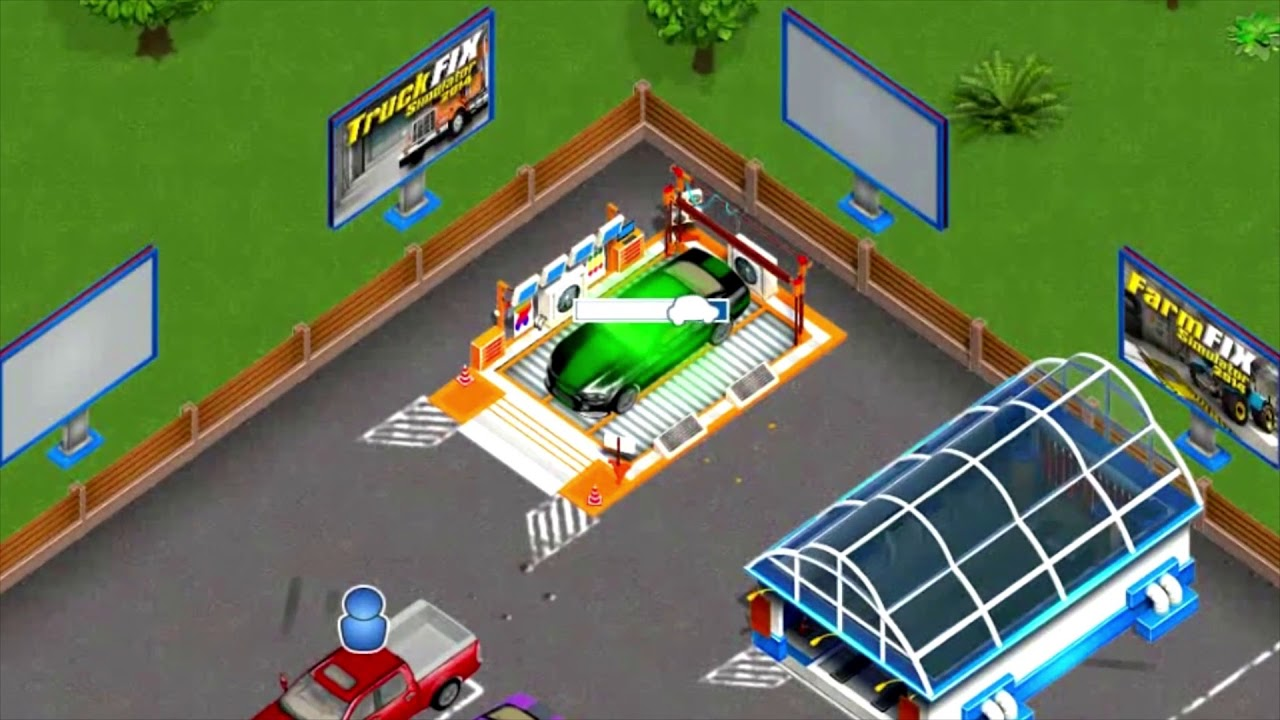Car Mechanic Manager - Switch Trailer