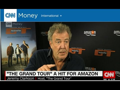 Ex Top Gear, Jeremy Clarkson interview - BBC Don't like the Grand Tour A Hit  Amazon Prime