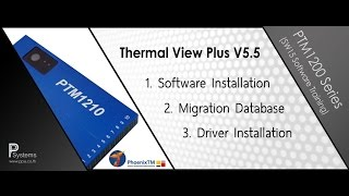 [PhoenixTM TVP V5.5] Software Installation and Migration Database - Software Training l PP Systems