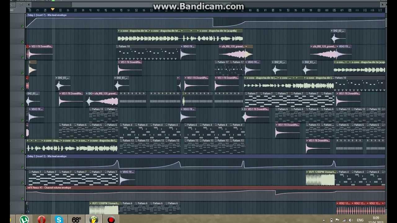 o-zone-dragostea-din-tei-2013-dj-lex-summer-remix-2013-fl-studio-project-dj-lex