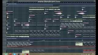 O-zone - Dragostea Din Tei 2013 ( DJ LEX Summer Remix 2013 ) FL STUDIO PROJECT