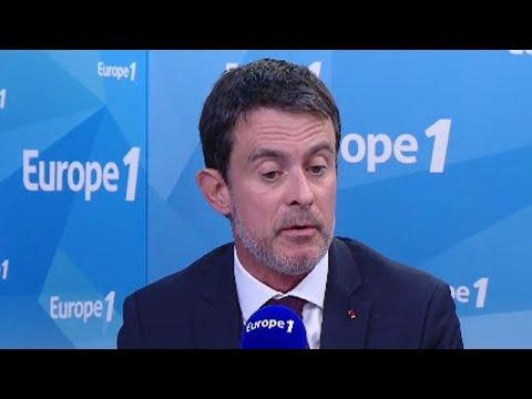 "Manuel Valls : ""La social-démocratie est en fin de cycle, le PS est mort"""