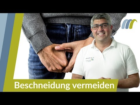 Vorhautverengung Ohne Beschneidung Behandeln - Mit Der Tripple-Incision Die Vorhaut Erweitern