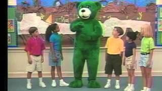 Kelly Bear Teaches About Secret Touching - DVD