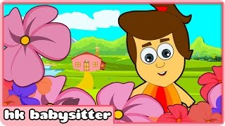 Ringa Ringa Roses Plus More Nursery Rhymes | 15 min collection by HooplaKidz BabySitter