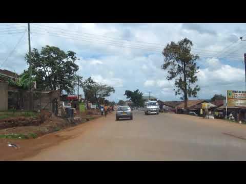 Bombo rd (Bwaise thru Kawempe, Maganjo to Kagoma)