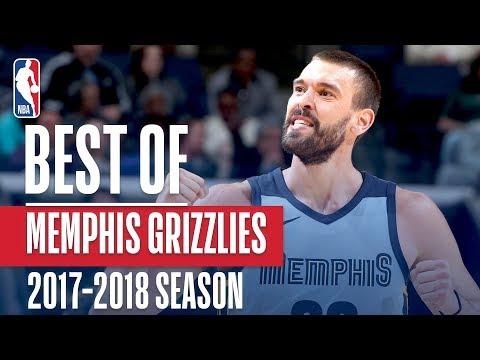 Best of Memphis Grizzlies | 2017-2018 NBA Season