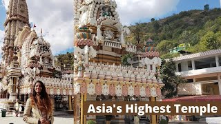 Jatoli Shiv Temple in Solan, Himachal Pradesh | Asia's Highest Temple | Best Place to visit in Solan