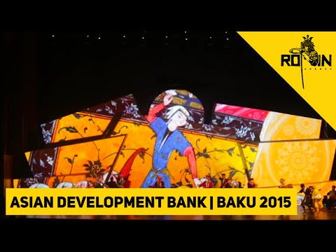 Asian Development Bank | Baku 2015
