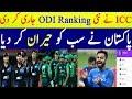 ICC New ODI Ranking Recent 2018 | ICC Latest ODI Team Ranking New 2018