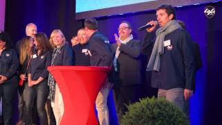 Inauguration Euro4x4parts 4 avril 2017 - Ambiance