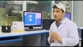 Страна труда. Инженер-технолог Нурлыбек Серикбол(Страна труда. Инженер-технолог Нурлыбек Серикбол., 2015-07-09T06:19:48.000Z)
