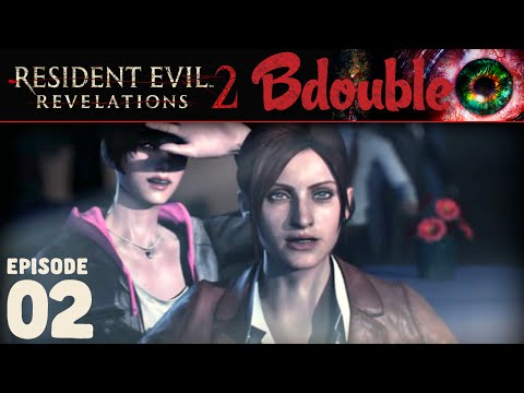 Resident Evil Revelations 2 - Episode 1 Gameplay :: Part 2 (Walkthrough) thumbnail