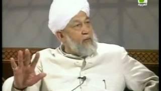 Liqa Ma'al Arab 3 May 1995 Question/Answer English/Arabic Islam Ahmadiyya