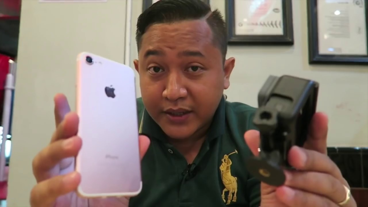 kamera vlog terbaik 2017 iphone 7 vs gopro hero 5 youtube. Black Bedroom Furniture Sets. Home Design Ideas