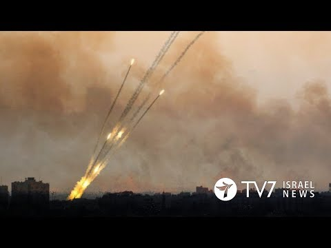 Palestinian Islamists launch rockets at Israel, despite ceasefire - TV7 Israel News  04.06.18