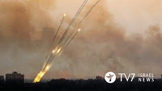 Palestinian Islamists launch rockets at Israel, despite ceasefire - TV7 Israel News  04.06.18