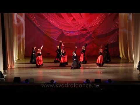Отчетный концерт ШТ Квадрат 28.05.2016. Танцуй, пока молодой! (50+) (хореограф Анастасия Петрова)