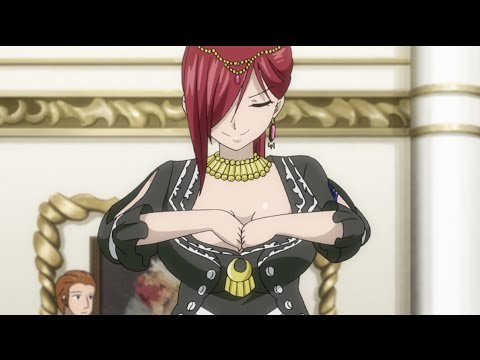 Fairy Tail - Erza's Magic Trick