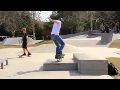 Gainesville, FL Skatepark (HD)