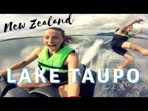 #3 NZ: Lake Taupo... we stayed!