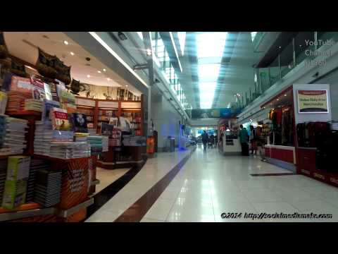 Dazzling Dubai Airport T3 | Elegant Duty Free | Dishy Business Class Lounge | B777-300 | EK261 #2
