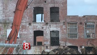 Demolition ordered for historic Waterbury factory building