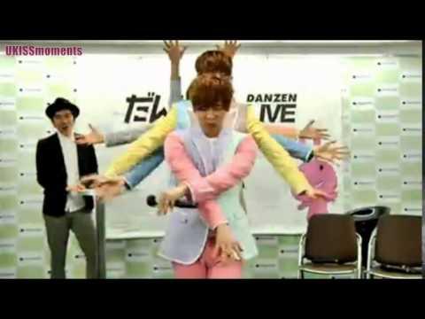 [ENG SUB] 150317 Soohyun singing Break Up Karaoke