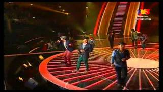 MTV Salam Terakhir - Black, Hazama & Azlan (Tribute Allahyarham Sudirman - Anugerah Juara Lagu 26)