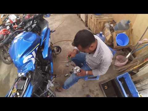 Cleaning My Suzuki Gixxer SF CV Carburetor