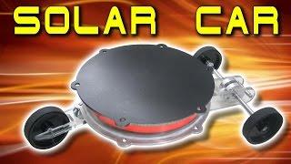 SOLAR CAR ДВИГАТЕЛЬ СТИРЛИНГА STIRLING ENGINE CAR СОЛНЕЧНАЯ ЭНЕРГИЯ Solar Energy ИГОРЬ БЕЛЕЦКИЙ