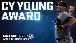 Max Scherzer Ultimate 2016 Highlights