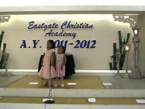 """Living Hope Family Church, Mission School  """"Eastgate Christian Academy"""" Dumaguete City"""