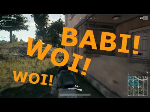 PlayerUnknown's Battlegrounds - Funny Moments w/ friends! #1