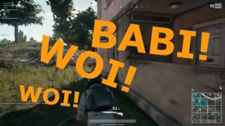 PlayerUnknown's Battlegrounds - Funny Moments w/ friends! #1 (Malaysia)