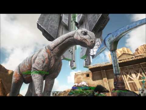 ARK: Scorched Earth: E4: Fossil Fuels